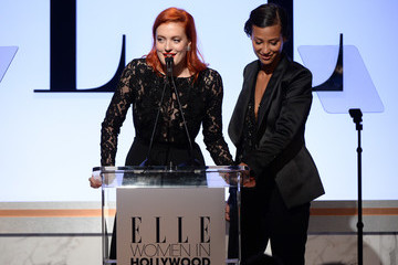 Aino Jawo 22nd Annual ELLE Women in Hollywood Awards - Show