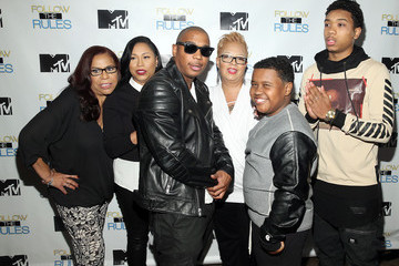 "Aisha Atkins MTV And Ja Rule: ""Follow The Rules"" Premiere Party"