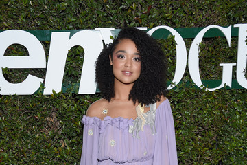Aisha Dee Teen Vogue's Young Hollywood Party, Presented By Snap - Arrivals