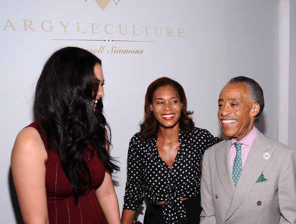 Argyleculture By Russell Simmons - Front Row - Mercedes-Benz Fashion Week Spring 2015