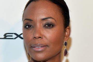 Aisha Tyler The Weinstein Company and Netflix Golden Globes Party — Part 2
