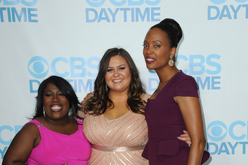 Aisha Tyler Angelica McDaniel 41st Annual Daytime Emmy Awards Afterparty