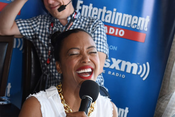 Aisha Tyler SiriusXM's Entertainment Weekly Radio Channel Broadcasts From Comic-Con 2016 - Day 2