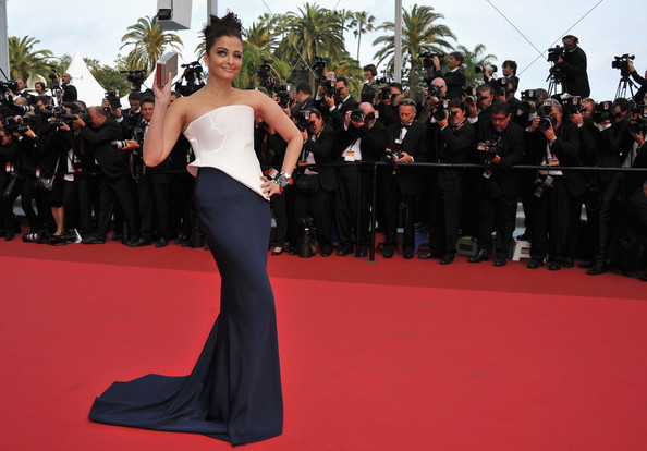Aishwarya Rai Actress Aishwarya Rai Bachchan arrives at the 'Sleeping Beauty' premiere during the 64th Annual Cannes Film Festival at the Palais des Festivals on May 12, 2011 in Cannes, France.