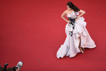 Aishwarya Rai 'Youth' Premiere - The 68th Annual Cannes Film Festival
