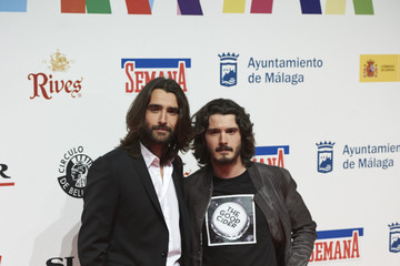 Aitor Luna Malaga Film Festival Cocktail Presentation