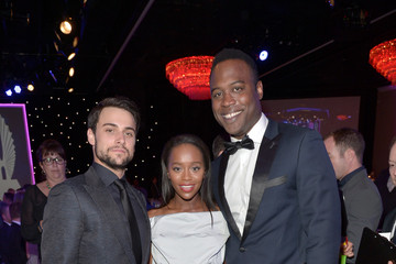 Aja Naomi King Jack Falahee Dinner and Show - 26th Annual GLAAD Media Awards