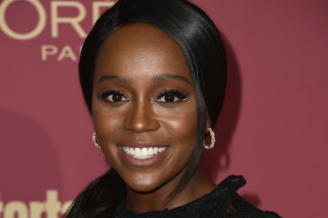 Aja Naomi King 2019 Entertainment Weekly Pre-Emmy Party - Arrivals