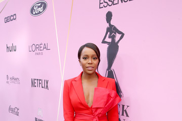 Aja Naomi King 2020 13th Annual ESSENCE Black Women in Hollywood Luncheon - Red Carpet