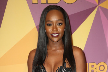 Aja Naomi King HBO's Official Golden Globe Awards After Party - Arrivals