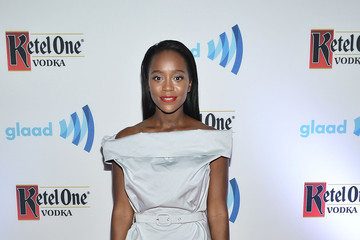 Aja Naomi King Ketel One Vodka Hosts The VIP Red Carpet Suite At The 26th Annual GLAAD Media Awards