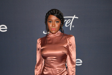 Aja Naomi King The 2020 InStyle And Warner Bros. 77th Annual Golden Globe Awards Post-Party - Red Carpet