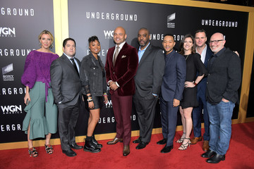 Akiva Goldsman WGN America's 'Underground' Season Two Premiere Screening