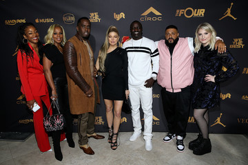 Akon Ciroc Celebrates DJ Khaled's Birthday in Beverly Hills