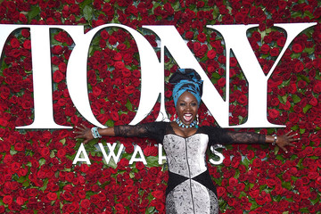 Akosua Busia 2016 Tony Awards - Arrivals