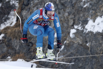 Aksel Lund Svindal Audi FIS Alpine Ski World Cup - Men's Downhill Training