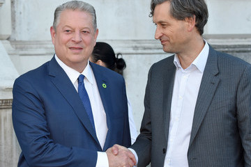 """Al Gore London Screening of """"An Inconvenient Sequel: Truth to Power"""""""