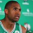 Al Horford Boston Celtics Media Day