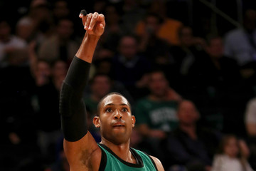 Al Horford Boston Celtics v New York Knicks