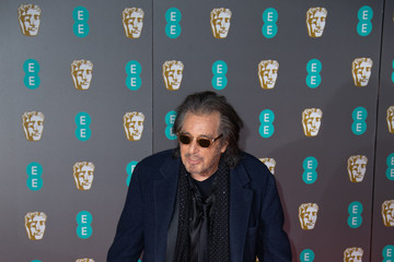 Al Pacino EE British Academy Film Awards 2020 - Red Carpet Arrivals