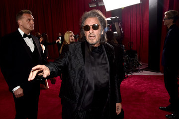 Al Pacino 92nd Annual Academy Awards - Executive Arrivals