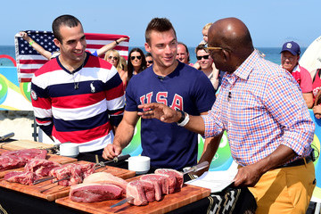 Al Roker The 'Today' Show Gallery of Olympians