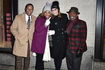 Al Roker 87th Annual Rockefeller Center Christmas Tree Lighting Ceremony