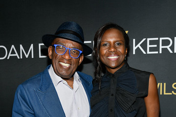 Al Roker 'Burn This' Opening Night