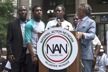 """Al Sharpton Jahvaris Fulton """"Justice For Trayvon"""" Rallies Held Across The Country"""