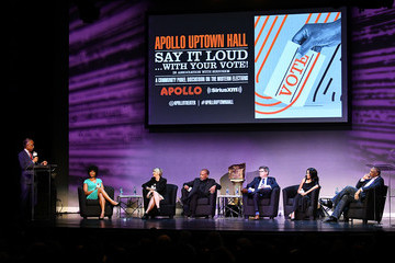 Al Sharpton SiriusXM Broadcasts 'Say It Loud...With Your Vote' Midterm Election Special From The World Famous Apollo Theater On November 1, 2018 In New York City