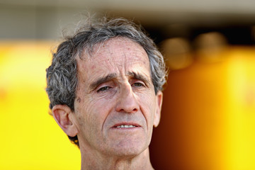 Alain Prost Australian F1 Grand Prix - Previews