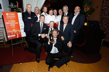 Alain Sailhac Le Cirque 40th Anniversary Dinner