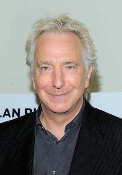 Alan rickman actor alan rickman poses for a photo during the seminar