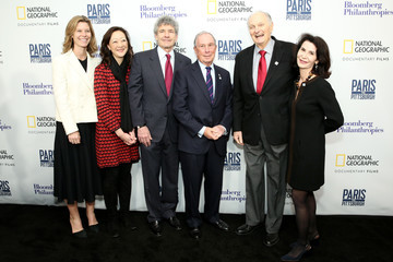 Alan Alda Bloomberg Philanthropies & RadicalMedia Host the New York Premiere Of 'Paris to Pittsburgh'