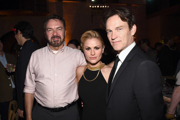 Alan Ball Anna Paquin 'True Blood' Season 7 Premiere Afterparty