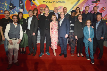 Alan Bergman World Premiere Of Disney-Pixar's 'Incredibles 2'