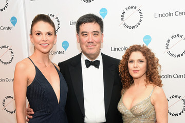 Alan Gilbert Sinatra Voice for A Century Event - Arrivals