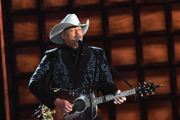 Alan Jackson The 50th Annual CMA Awards - Show