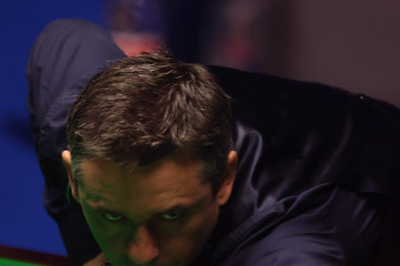 Alan McManus World Snooker Championship - Day 14