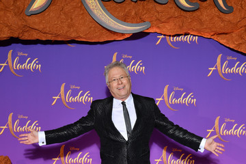 Alan Menken 'Aladdin' Gala Screening - Red Carpet Arrivals