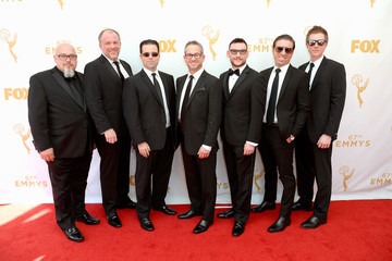Alan Moore 67th Annual Primetime Emmy Awards - Executive Arrivals