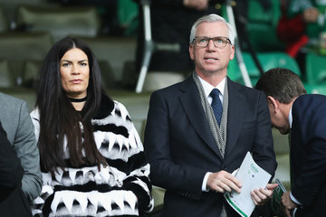 Alan Pardew Celtic v Rangers - Ladbrokes Scottish Premiership