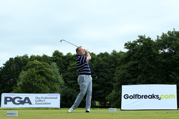 Alan Reid Golfbreaks.com PGA Fourball Championship Final - Day 2