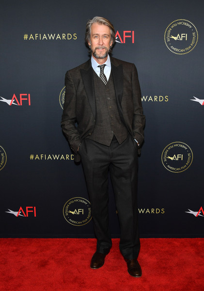 20th Annual AFI Awards - Arrivals [suit,carpet,premiere,tuxedo,red carpet,formal wear,arrivals,alan ruck,los angeles,four seasons hotel,california,beverly hills,afi awards,chris evans,before we go,arclight cinemas - hollywood,premiere,red carpet,actor,television,netflix]
