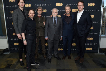 Alan Ruck Kieran Culkin 'Succession' FYC Event