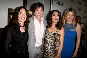 Alan Siegel Premiere Of Momentum Pictures' 'Septembers Of Shiraz' - Red Carpet