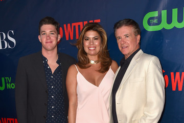 Alan Thicke CBS, CW and Showtime 2015 Summer TCA Party - Arrivals