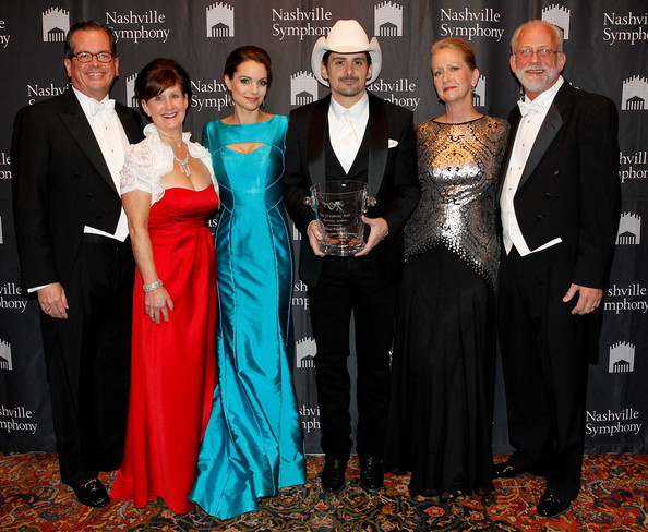 Stars at the 29th Annual Symphony Ball