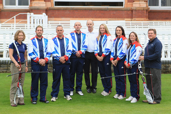 Announcement Of The Archery Athletes Named in Team GB for the London 2012 Olympic Games