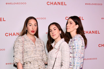 Alana Haim Chanel Party to Celebrate the Chanel Beauty House and @WELOVECOCO